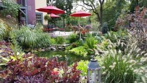 Front Garden Pond 2015